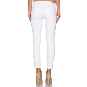 Citizens of Humanity Avendon Ankle Skinny White